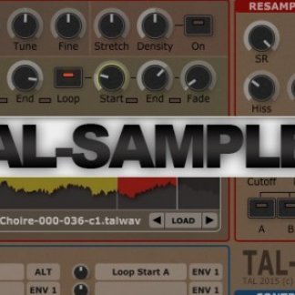 Togu Audio Line Sampler v2.3.0 x86 x64