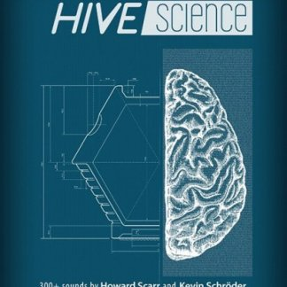u-he Hive Science Soundset for Hive