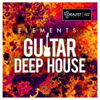 Catalyst Samples Guitar Deep House
