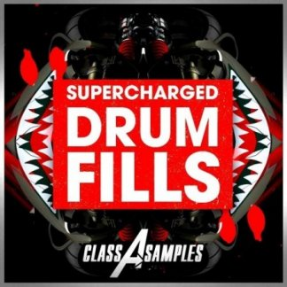 Class A Samples Supercharged Drum Fills