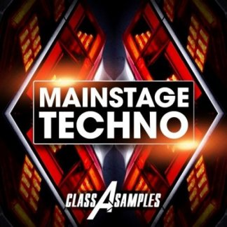 Class A Samples Mainstage Techno