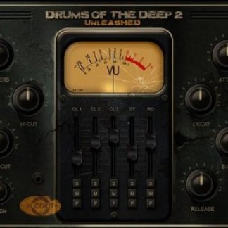 Auddict Drums of the Deep II UNLEASHED (KONTAKT)