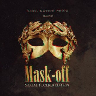 Rebel Nation Audio Mask-Off Special Toolbox Edition