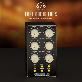 Fuse Audio Labs Bucket-500 v1.2.0 x86 x64