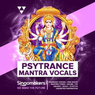 Singomakers Psytrance Mantra Vocals