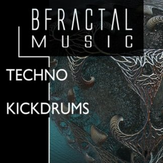 BFractal Music Techno KickDrums