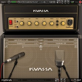 Kuassa Amplification Bundle 2019.7 x86 x64