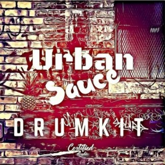 Certified Audio LLC Urban Sauce Drumkit