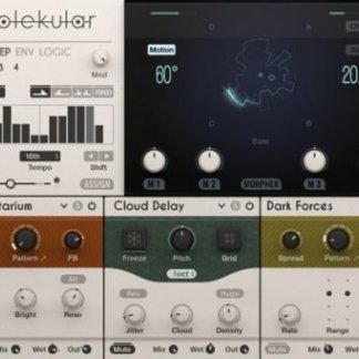 Native Instruments Molekular v1.0.0.3 (Reaktor)