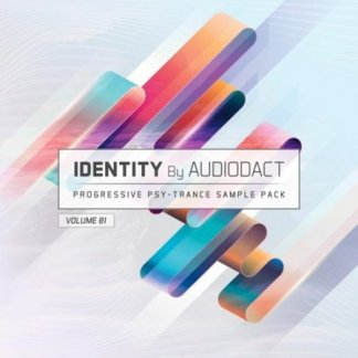 Audiodact Indentity Vol.1 Progressive Psy-Trance Sample Pack