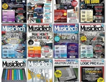 MusicTech - Full Year 2015 Collection