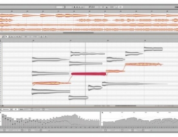 NAMM 2016: Melodyne 4 can manipulate harmonics and detect tempo