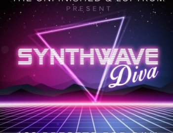 The Unfinished and Luftrum Diva Synthwave for u-he Diva