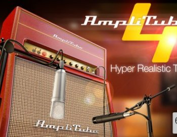 IK Multimedia AmpliTube 4 v4.10.0b x64