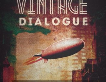 Martin Sampleware Vintage Dialogue Cinematic