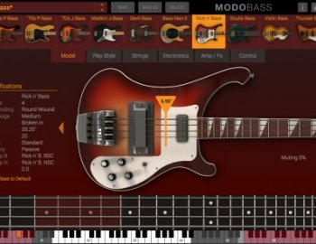 IK Multimedia MODO BASS v1.5.2 x64