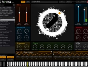 Tracktion Software BioTek 2 v2.1.7 x86 x64