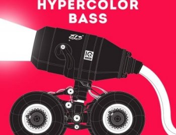 IQ Samples 813 IQ Hypercolor Bass