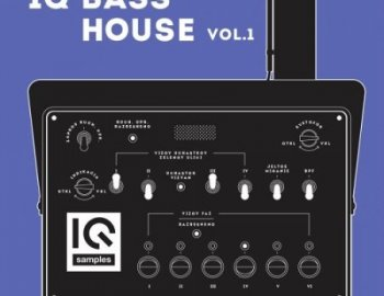 IQ Samples IQ Bass House Vol.1