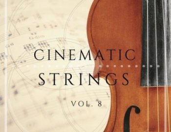 Nano Musik Loops Cinematic Strings Vol 8