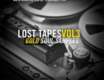 The Producers Choice Lost Tapes Vol 3 Gold Soul Samples