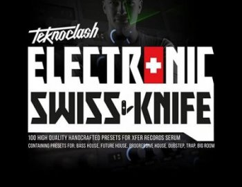 Evolution Of Sound Presents Electronic Swiss Knife Vol.1 For Serum