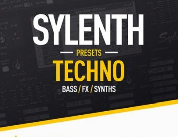 Loopmasters Patchworx 81 Timmo Techo Sylenth Presets
