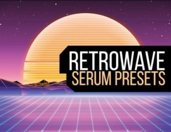 Surge Sounds Retrowave For Serum