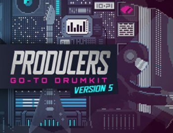 IndustryKits Producers Go To DrumKit 5