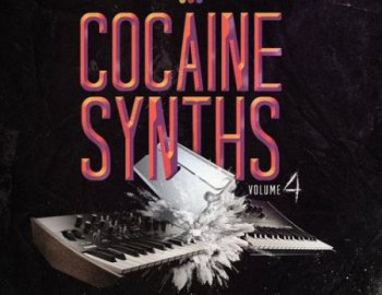 !llmind Cocaine Synths Volume 4 Limited Edition Pack