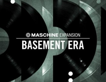 Native Instruments Basement Era Maschine Expansion