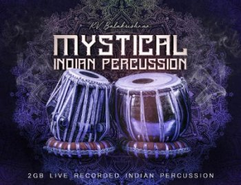 Black Octopus Sound K.V.Balakrishnan Mystical Indian Percussion