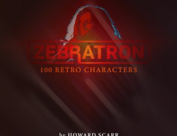 u-he Howard Scarr Zebratron for Zebra2