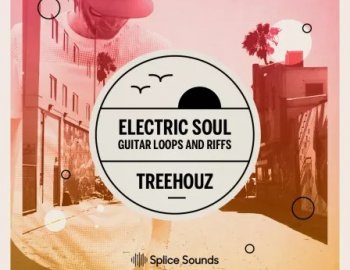 Electric Soul Guitar Loops and Riffs by Treehouz