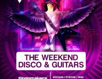 Singomakers The Weekend Disco and Guitars