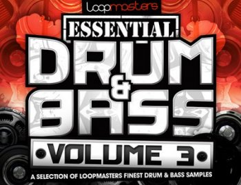 Loopmasters Essentials 41 Drum and Bass Vol 3