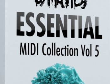 Cymatics Essential MIDI Collection Vol.5