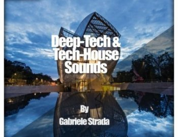 Datagroove Loops Deep-Tech and Tech House Sounds by Gabriele Strada