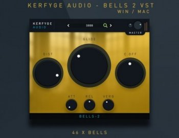 Kerfyge Audio Trap Bells 2 VST x64