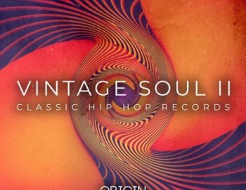 Origin Sound Vintage Soul II Classic Hip Hop Records