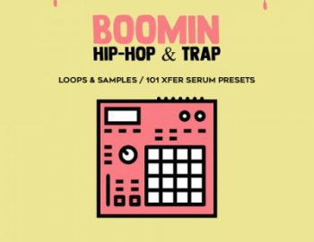 Production Master Boomin Hip Hop And Trap