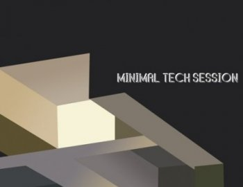 Abstract Sounds Minimal Tech Session