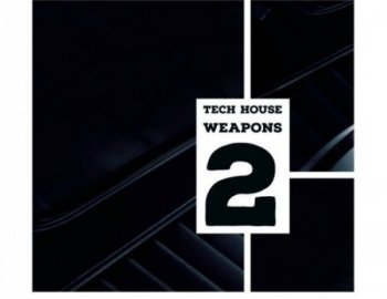 Mycrazything Records Tech House Weapons 2