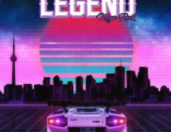 The Drum Bank The 8-Bit Legend Mega Pack