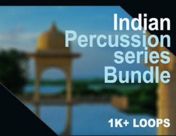 Mango Loops Indian Percussion Series Bundle