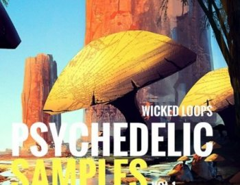Wicked Loops Psychedelic Samples Vol.1