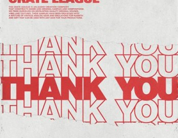 The Crate League Thank You Vol 1