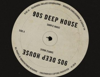 Sample Magic White Label 90s Deep House