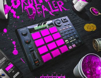 2DEEP Drum Dealer Purple Edition