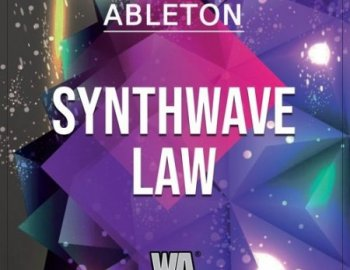 W.A.Production Synthwave Law Ableton Template